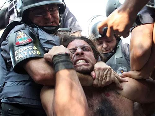 Protestos na Copa - G1