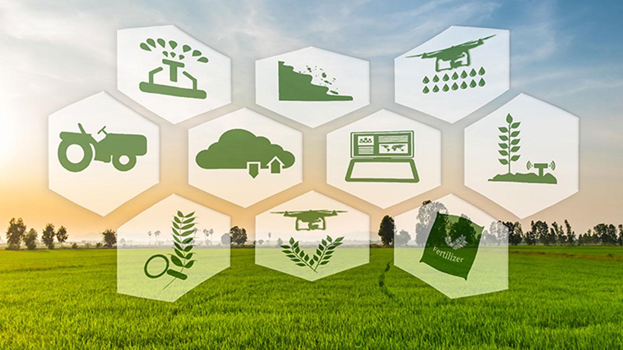 Tecnologia, Agro, Campo - 16:9
