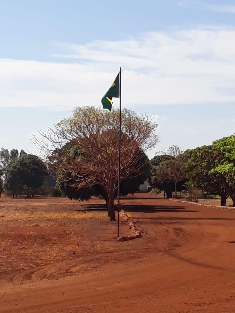 Semana da Pátria - Envio de Rogério Martelli - Aparecida do Rio Negro (TO).