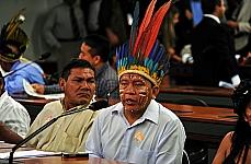 Índios na Câmara dos Deputados 2