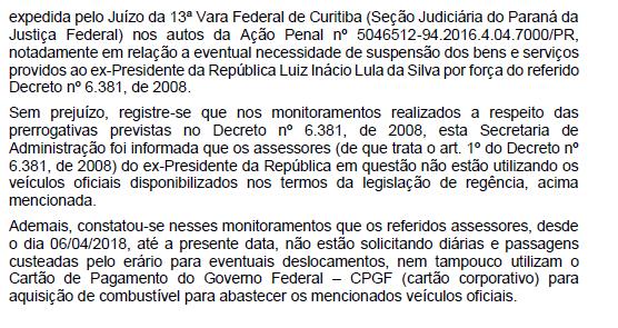 Lula gastos 2