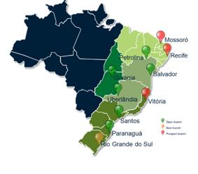 Haifa amplia sua presença no Brasil - Informe publicitário