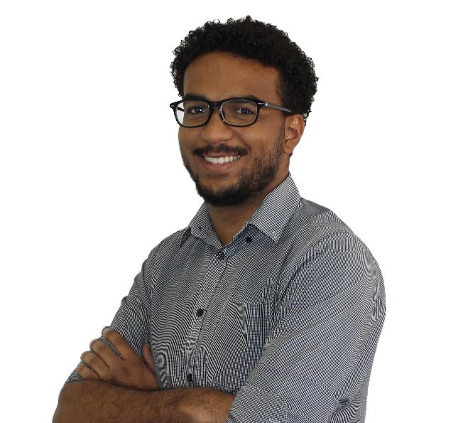 Jhonatas Simião, jornalista no site Notícias Agrícola, foi 2º colocado no Prêmio Café Brasil de Jornalismo