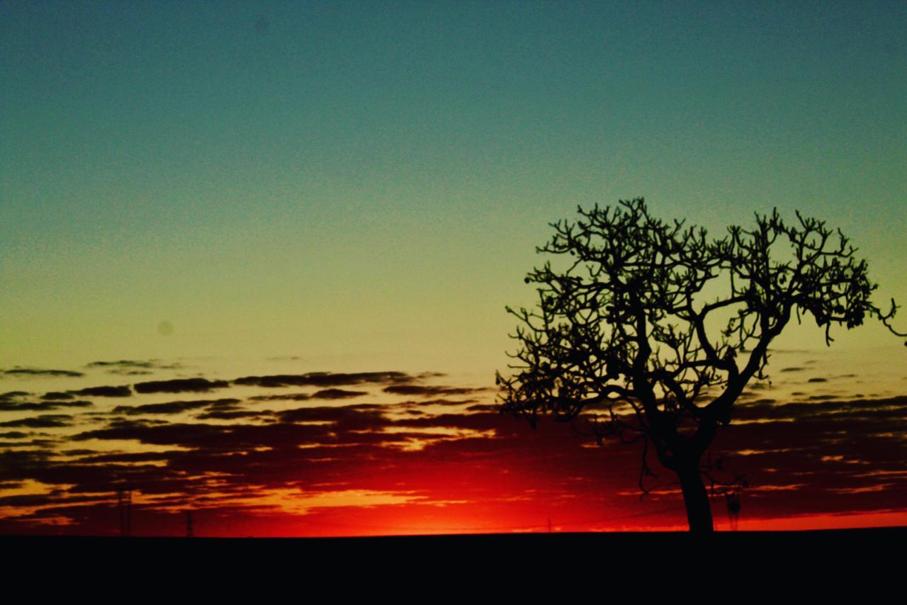 Foto do Rio Verde (GO). Envio de Alex Zamonaro