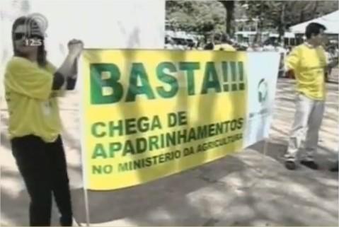 Fiscais agropecuários em greve 4