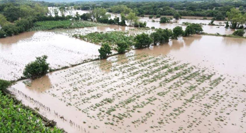 América Central - Chuvas