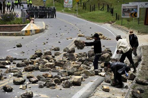 Conflito Colombia 5
