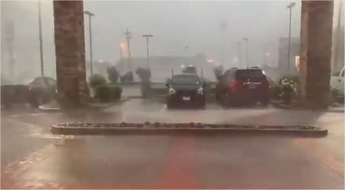 Tornados em Tulsa/Oklahoma - EUA - Maio 2019