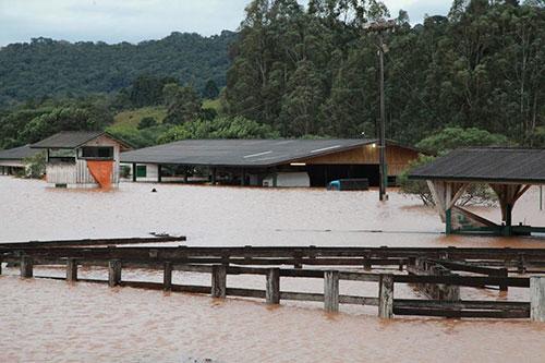 Chuvas em Guarapuava/PR 3