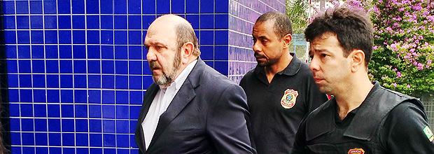 Ricardo Pessoa Construtora UTC prisão Operação Lava-Jato
