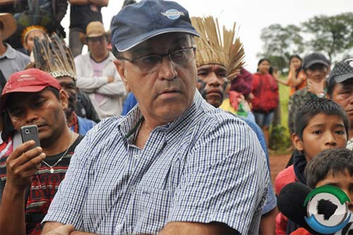 Fazenda Cambará ficou tenso com a chegada do produtor rural Vanth Vani Filho