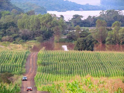 Chuvas em São João do Ivaí