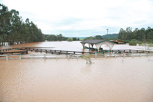 Chuvas em Guarapuava/PR 2