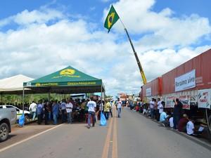 Manifestação em Roraima/RR 2