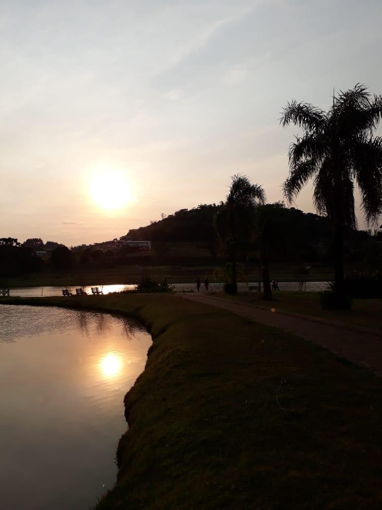 Lago Municipal Coronel Vivida (PR). Envio de Hélio de Carli