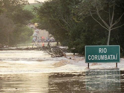 Chuvas em São João do Ivaí 3
