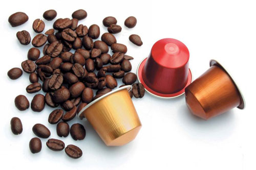 Café encapsulado