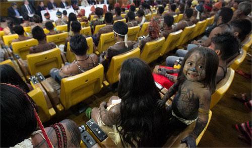 Índios Munduruku