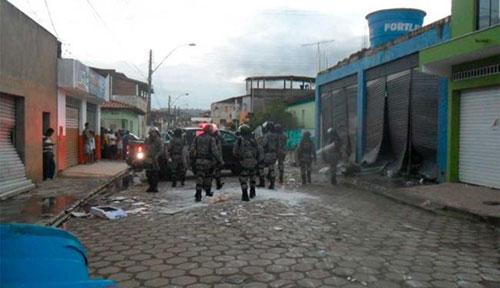 Incêndio casas de indígenas tupinambá  3
