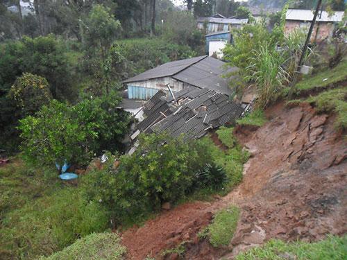Chuvas em Santa Catarina 2