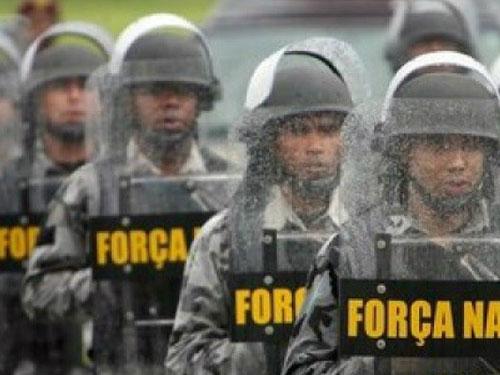 Força Nacional - douradosagora