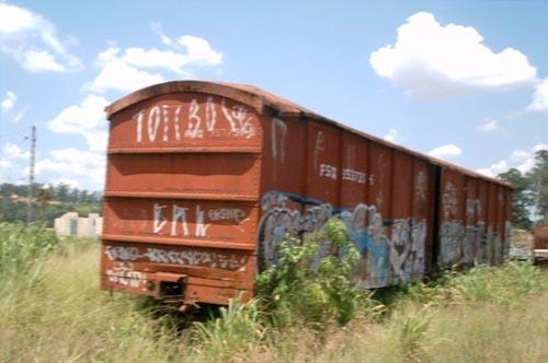 Trem no Brasil  4