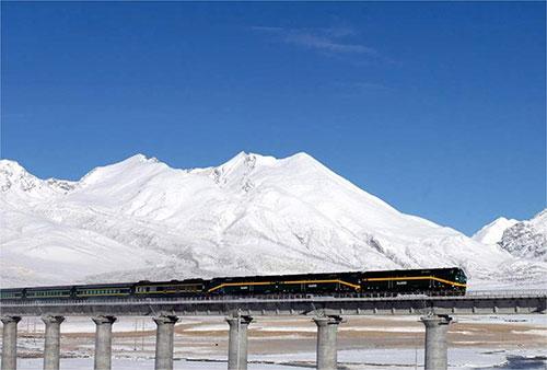 Trem da China 5