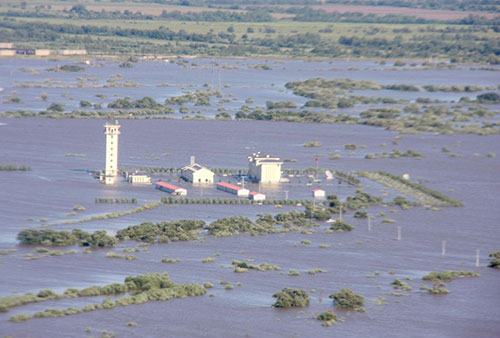 Enchente na China 4