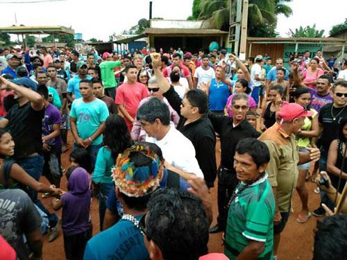 Jacaré Manifestação 2