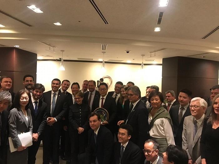 Viagem do Ministério da Agricultura ao Japão