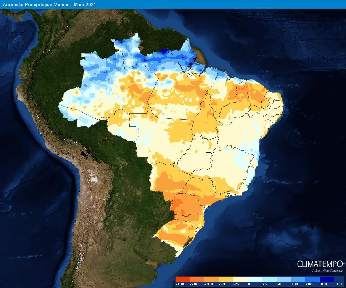 Previsão Climatempo - Outono