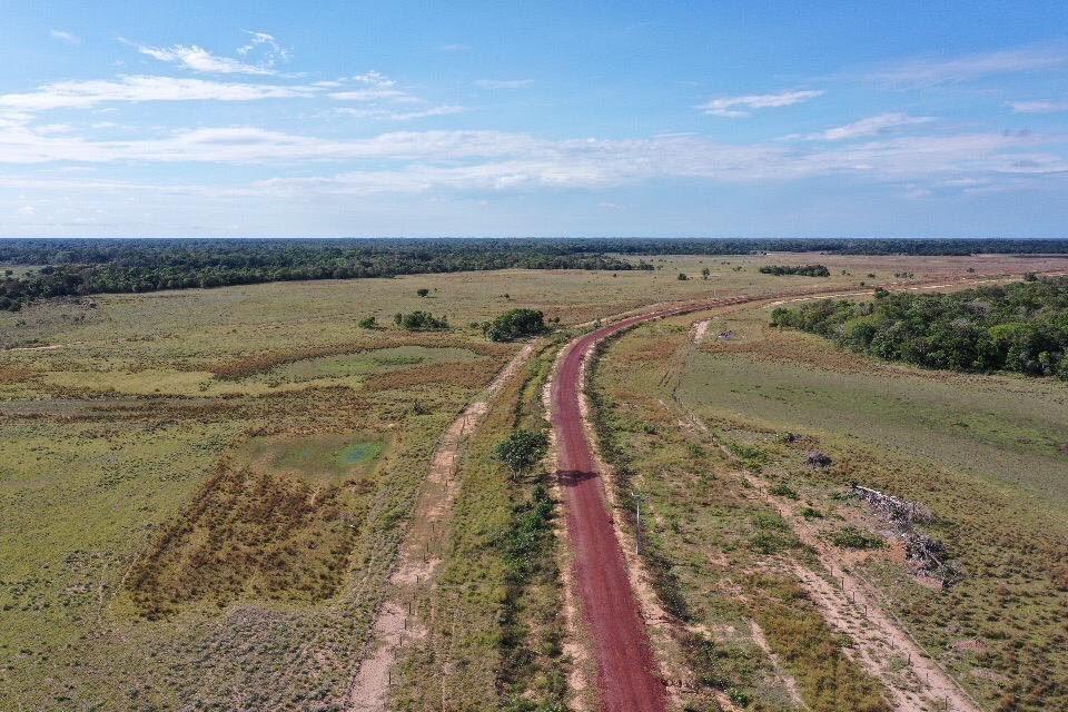 Obras no Pantanal - Movimento Nacional dos Produtores