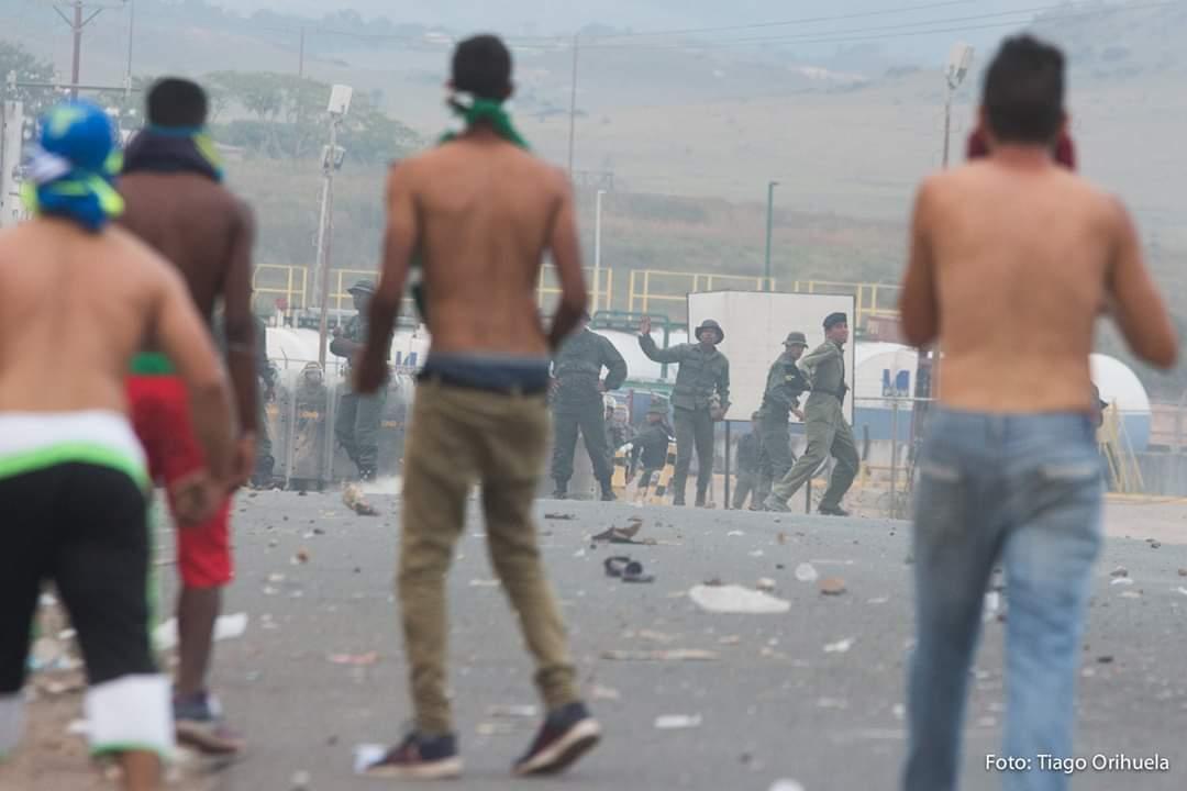 Conflito na Venezuela