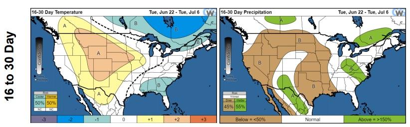 Mapas Commodity Weather Group