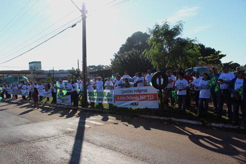Protesto dos Produtores em Guaira 11