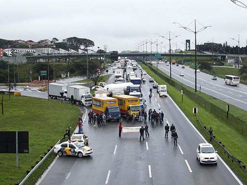 Manifestações em São Paulo - 01/07 - Terra Noticias