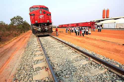 Terminal Ferroviário de Rondonópolis 3