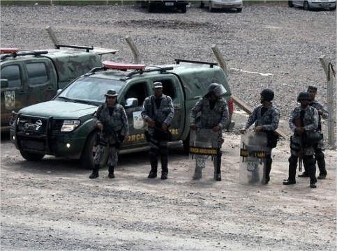 Força Nacional - ebc.com.br