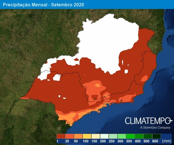 climatempo Sudeste