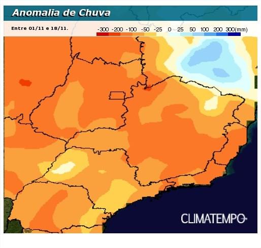 Climatempo Anomalias