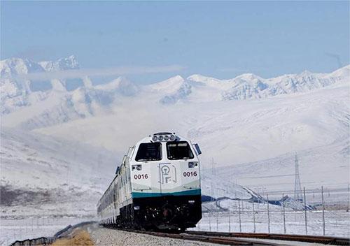 Trem da China  6