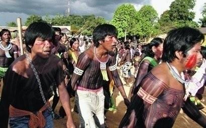 Indios Invadem Usina Belo Monte