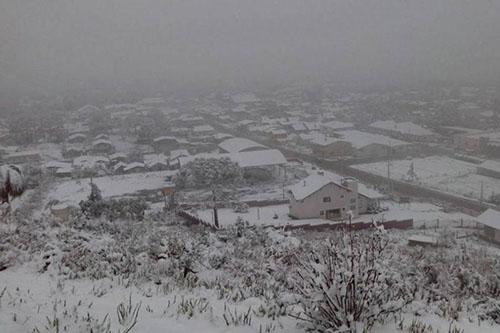 Neve no sul - 27/08 - Jaquirana