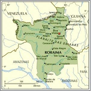 Roraima - Terras Indígenas