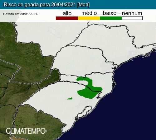 Climatempo - Geada - 22042021