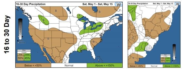 Mapas EUA - CWG