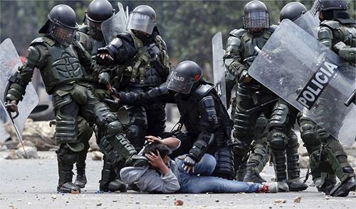 Conflito Colombia 6