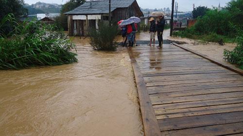 Chuvas em Santa Catarina 3