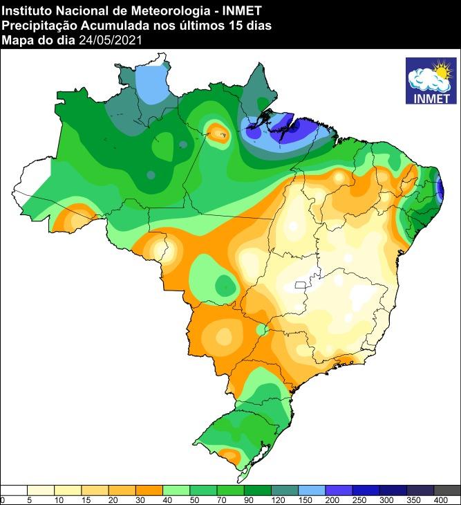 mapas inmet chuvas 2405