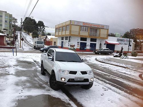 Geada Negra em Guarapuava/PR - Foto Betoagro
